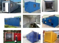 combining China container house