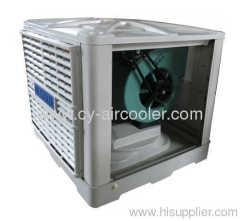 25000 m3/h airflow centrifugal industrial evaporative air cooler