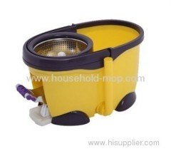Newest spin mop 360 Cyclone Mop & Bucket System