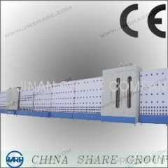 2200 plate press full-auto insulating glass product line