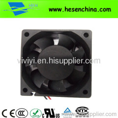 Model HD6025 Cooling fan Specification: