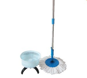 360 Spin Mop with Mini Bucket