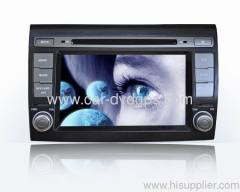 car stereo gps for fiat bravo radio tv ipod bluetooth steering wheel control blue&me