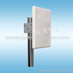 2.4ghz 18dbi high gain flat panel wifi antenna