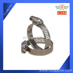 Mini Stainless Steel American Type Hose Clip