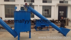 2000kg/h Efficient Waste Plastic Recycling Machine