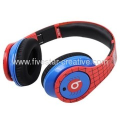 Monster Beats Spiderman Headphones