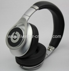 Monster Beats by Dr Dre Executive Headphones Silver