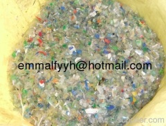 China Efficient PET Bottle Recycling Line