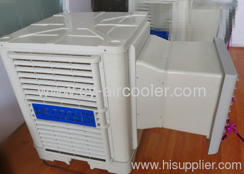 Roof Mounted Swamp Coolers : Window and roof mounted evaporative swamp cooer from china