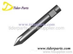 X type chisel,Moil breaker chisel, chisel rod, moil chisel, moil point chisel, hydraulic breakers