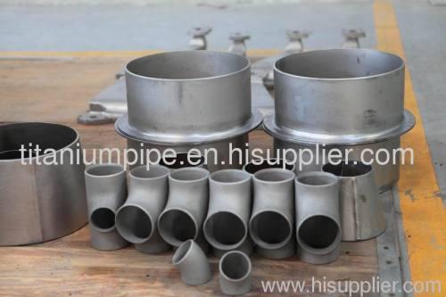 PURE TITANIUM PIPE FITTING ASTM B15.9