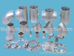 ASTMB369 ASTM B16.9 TITANIUM PIPE FITTING