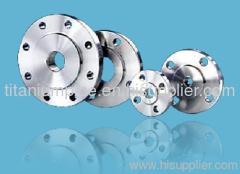 astm b381 titanium flange