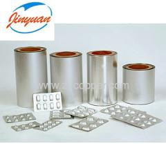 blister alu foil for medicine packaging