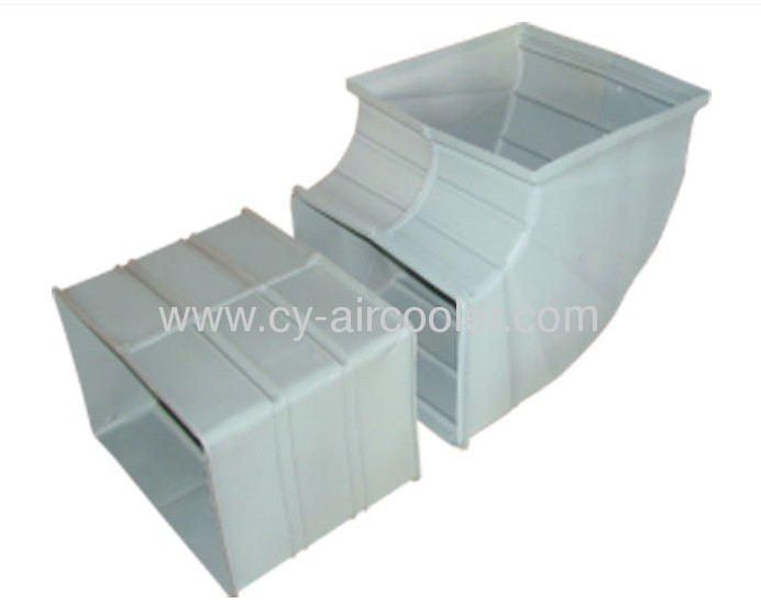 Square Vent Duct : Pp plastic square wind outlet duct from china manufacturer