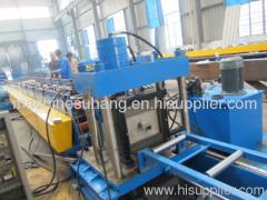 CEE/ZEE Purlin Roll Forming Machine