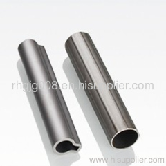 Precision steel tubes for injection tubes