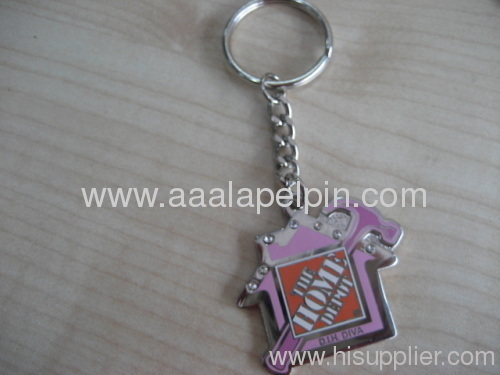 fashion metal keychains for personality people