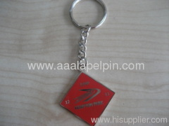 promotional keychains with red