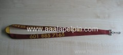 woven lanyards for promotion gift
