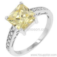 2013 Spring Stylish Gemstone Jewelry Ring