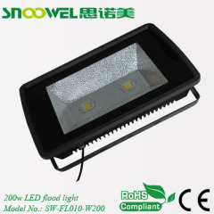 BridgeLux chip 200w led flood lights