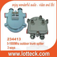 234413 3-way outdoor trunk splitter