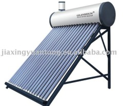 solar water heater with good quality