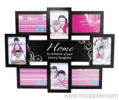 Plastic Injection Photo Frame , Meansures,55.5X43.5X2.5CM