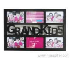 Plastic Injection Photo Frame ,Meansures,48x33x1.2cm