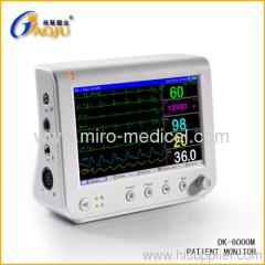 TFT Medical multi-parameter Patient monitor