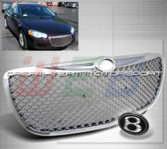 aluminum crimped wire mesh for automotive mesh