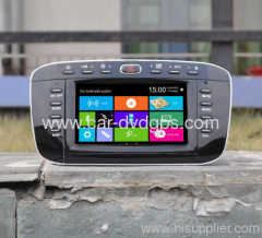 fiat punto car dvd player radio bluetooth tv canbus gps blue&me ipod support original car usb aux windows8 new platform