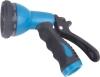 Plastic 10-pattern garden trigger spray nozzle