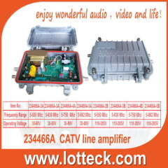 234466A CATV User Amplifier