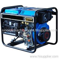 Portable Diesel Generator (SIN2500D)