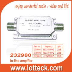 232980A/B/C in line amplifier