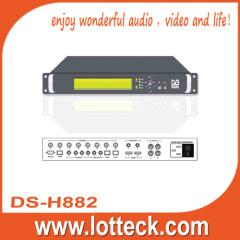 digital tv system headend