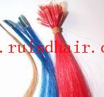 100% high quality remy hair itip hair extension keratin hair