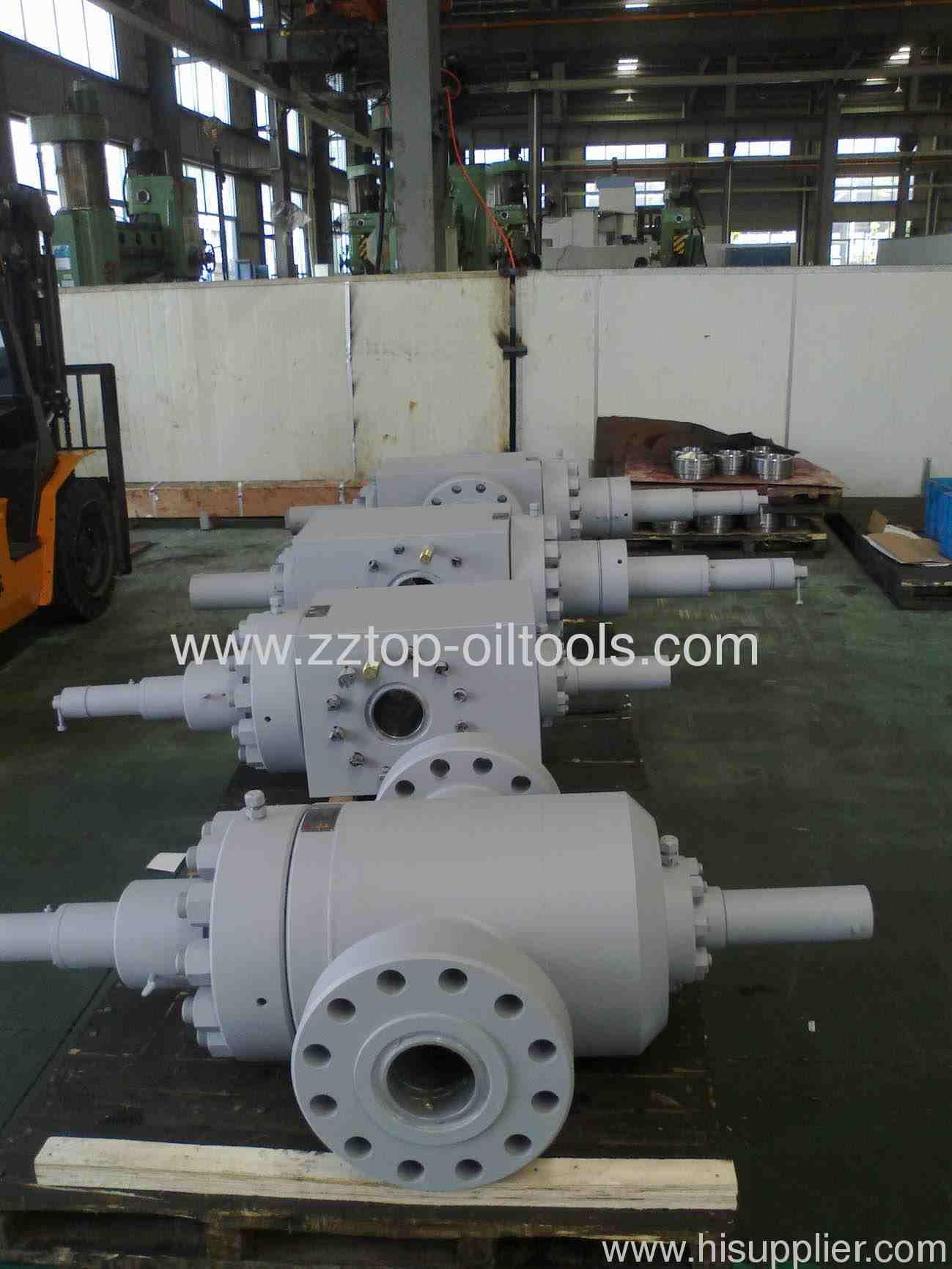 Gate valve stock