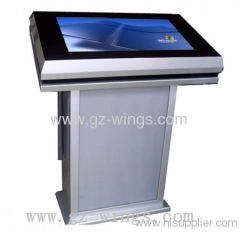 Advertisement Computer WS105 All-in-one Led Computer with Touching Screen