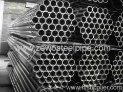 Round steel pipe with good quality and best price