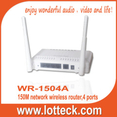 150Mbps wireless networking router