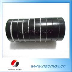 Diametral magnetized ring magnet