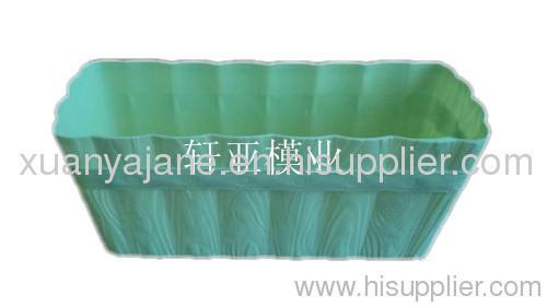 plastic injection flower pot mold/mould