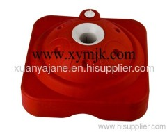 plastic blow flagpole mould/mold