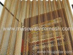 Metal Decorative Wire Mesh room divider