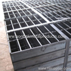 Steel Grating Pannel Sheet (factory)