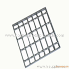 Steel Grating rectangle pannel
